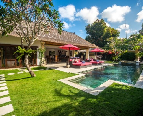 Bali Monthly Rentals - Villa Jaclan Private Pool