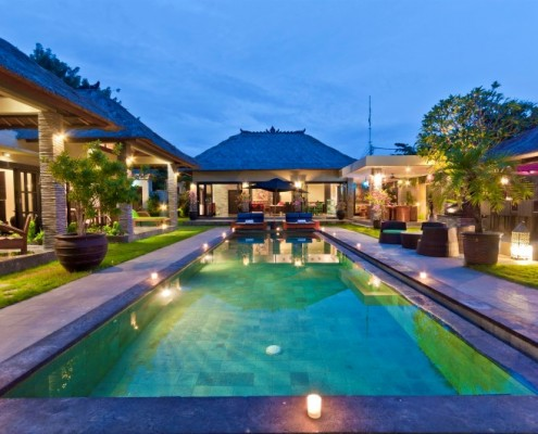 Bali Private Pool Villa - Villa Mahkota